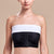 Marena Recovery, style SB2 Breast Wrap, White, Front view in white