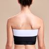 Marena Recovery, ISB Breast Wrap, White, Back pose