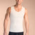 Marena Recovery MTT Sleveless compression Tank top front view in beige