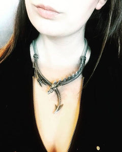 Lure of the Dragon Necklace