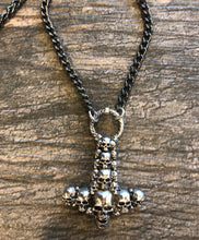 Death Skullhammer Necklace