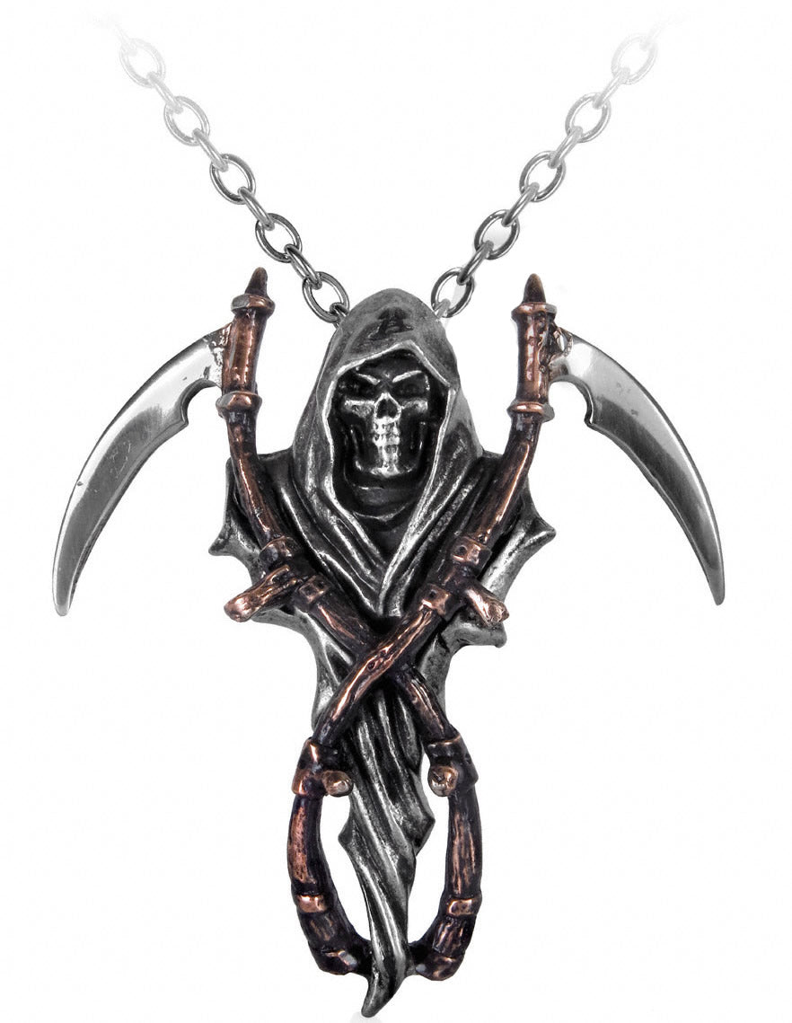 Death Reeper Necklace