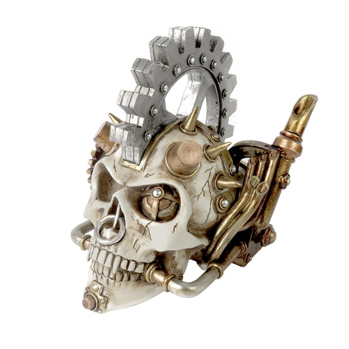 Steamhead Death Skull