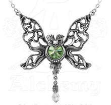 Wicked Butterfly Necklace
