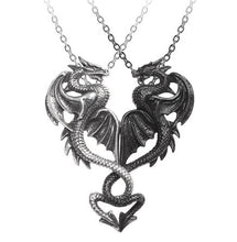 Twisted Dragon Necklace