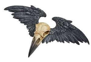 Raven Wall Plaque
