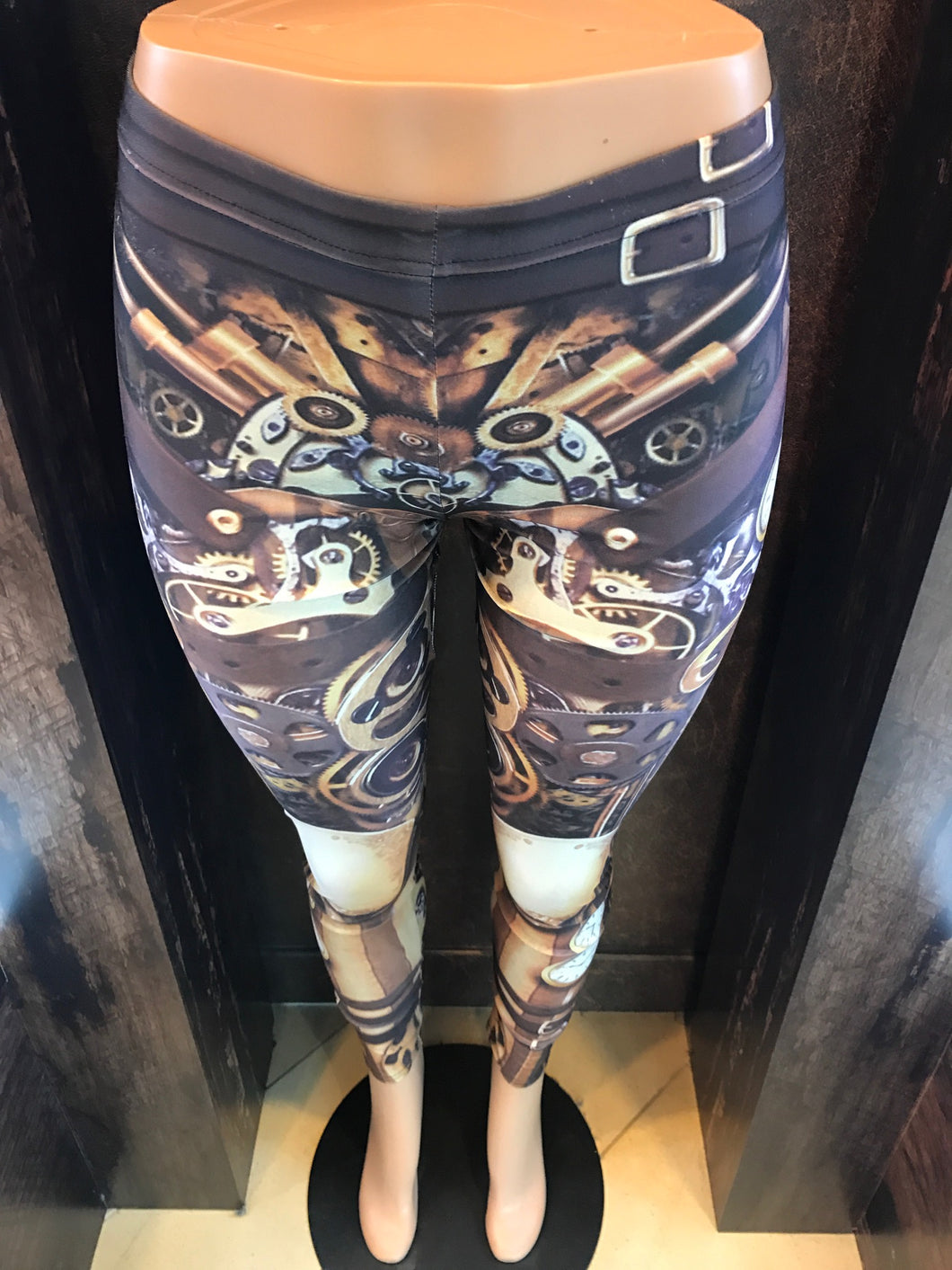 Steampunk Legging