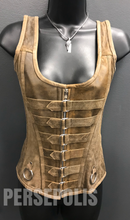Fearless Zippered Corset Vest