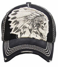 Vintage Warrior Hat