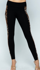 Wild at Heart Legging- SALE
