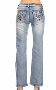 Bling Faith Boot Cut Jean