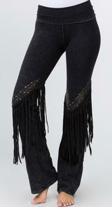 Fringe Benefits Yoga Pant