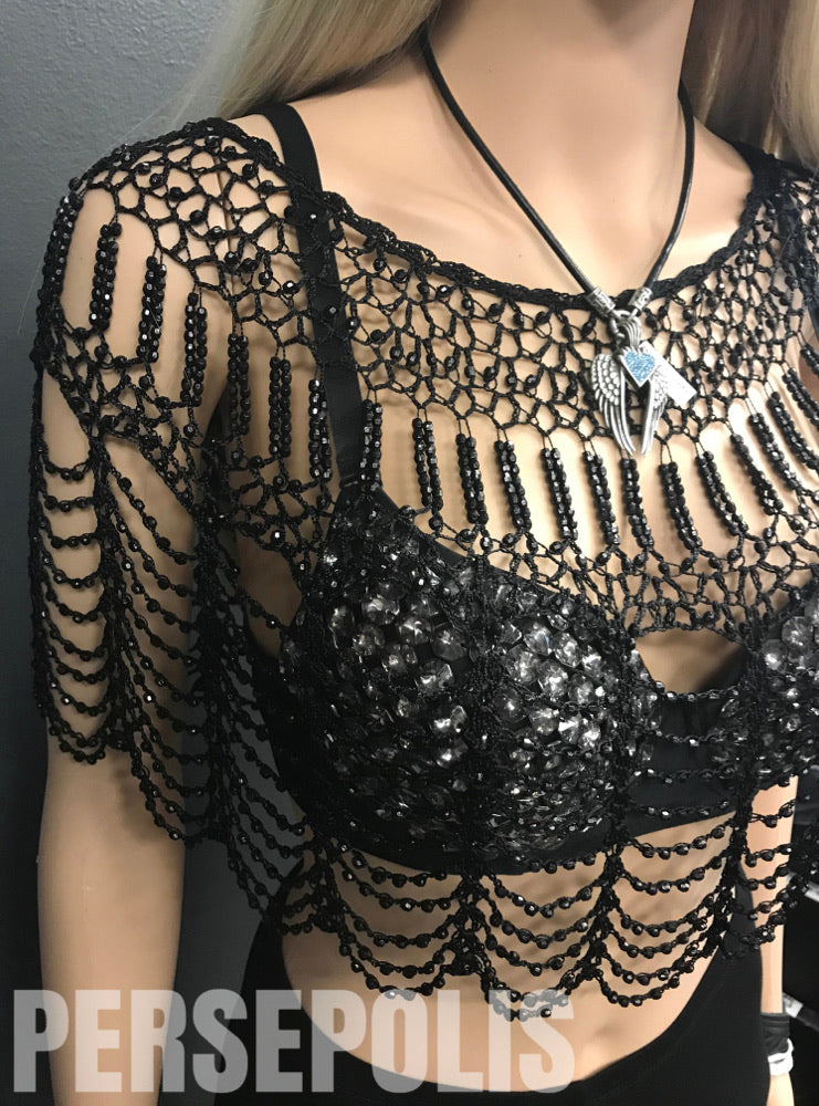 Showoff Bling Top