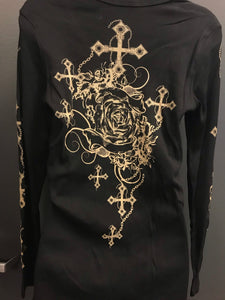 Rose Dream Long Sleeve Tee
