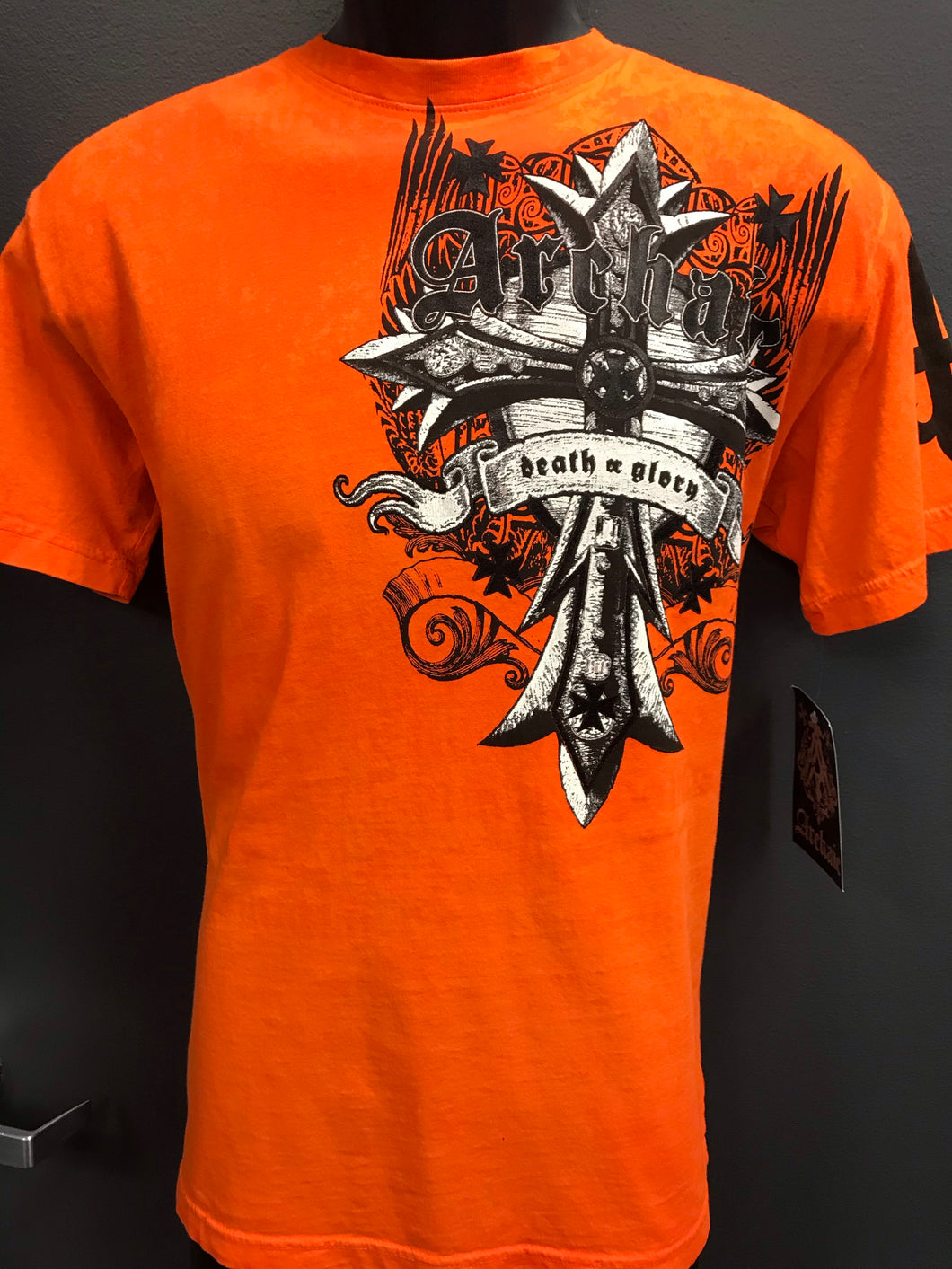 Death or Glory Affliction Tee