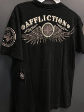 Warrior Skull Affliction Tee