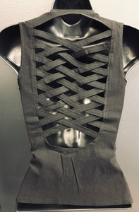 Bombshell Zippered Vest