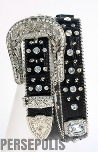 Bling Bombshell Belt