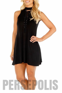 Bombshell Weekender Dress