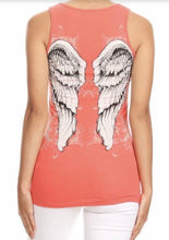 Angel in Lace Tank