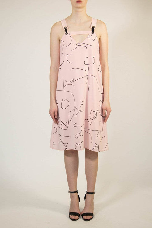Bessie Light Pink Dress