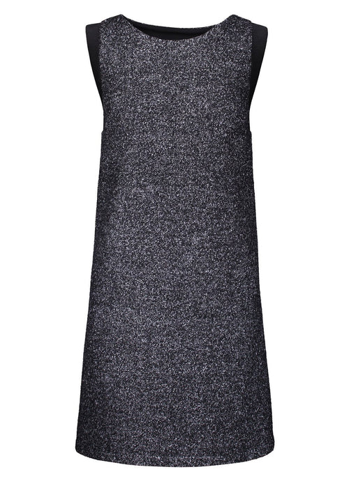 Lassi Dress - Fantasia wool noir