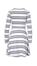 London Dress - Stripe