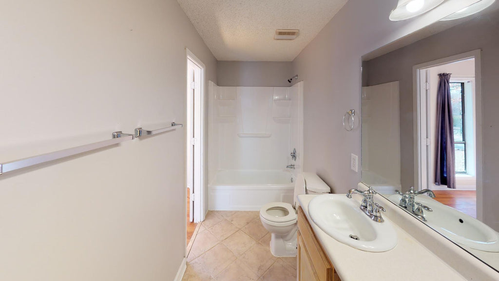 Village master bathroom