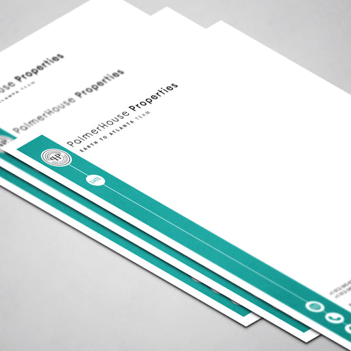 Margin Letterhead