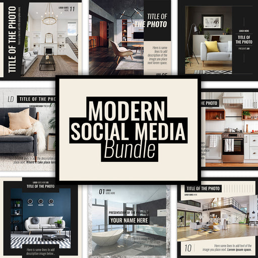 Modern Instagram Pack