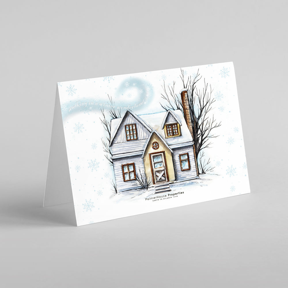 Winter Wonderland Greeting Card