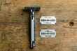 Chrome Plated Safety Razor