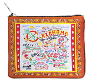 Oklahoma Pouch by Catstudio