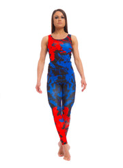 Ladies leggings Burnning Graffity - LegCode