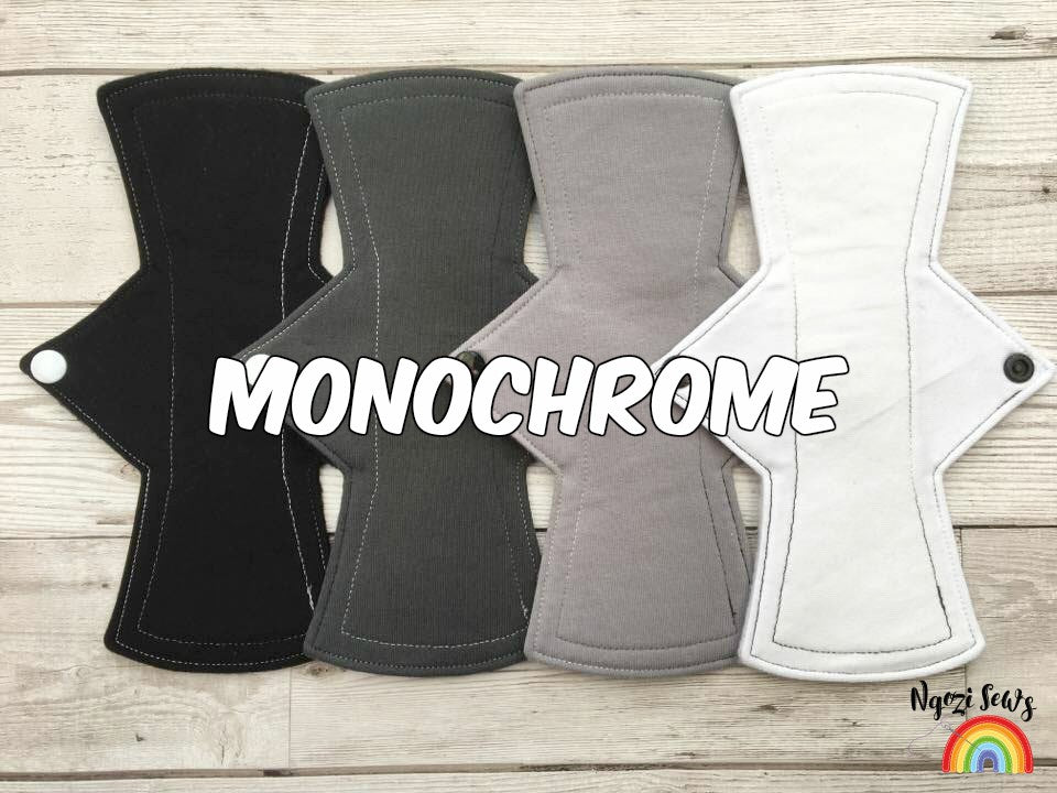 Liner Colour Pack - Monochrome Colours - Linear Shape - Made to Order