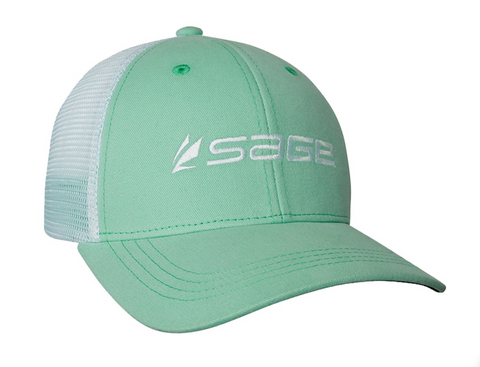 CASQUETTE SAGE TEAL