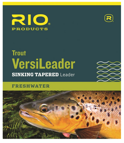 RIO VERSILEADER TROUT 7 FT