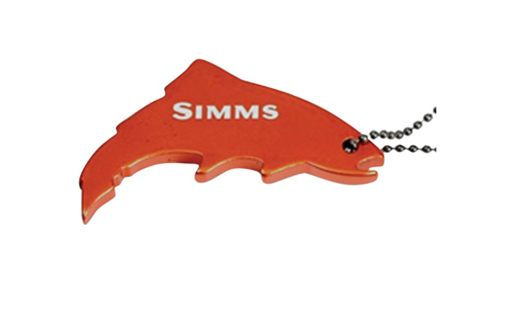 PORTE-CLEFS SIMMS THIRSTY TROUT