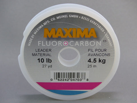 MAXIMA FLUOROCARBON 27 VGS
