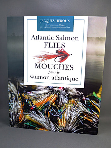 LIVRE ATLANTIC SALMON FLIES