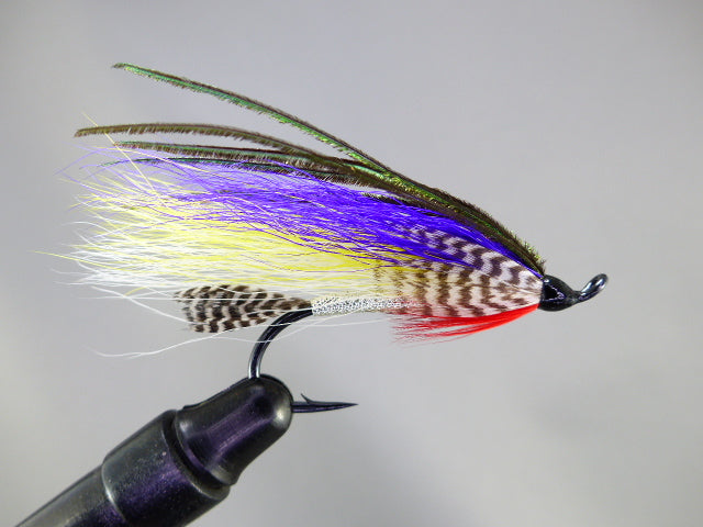 MAGOG SMELT (BLACK SALMON 2/0)