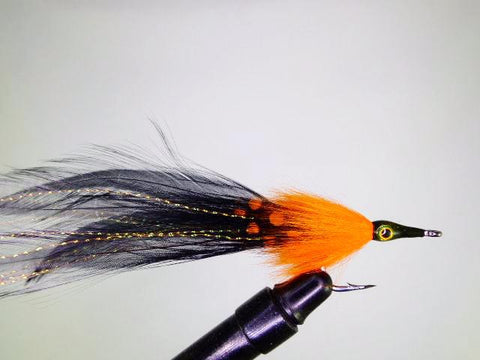 TARPON BLACK AND ORANGE