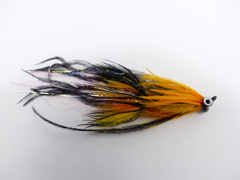 DB INTRUDER ORANGE-BLACK