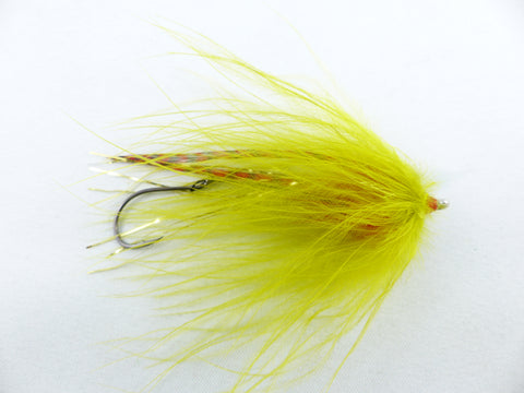 STEELIE MIKE'S ROCKET MINNOW OLIVE/ROUGE #2