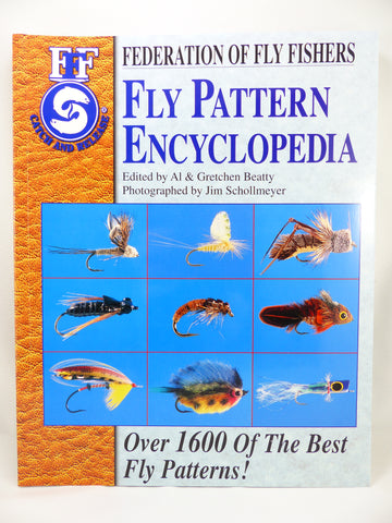 FEDERATION OF FLY FISHERS BEST 1600 FLIES