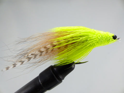 COLBY'S SOL TARPON CHARTREUSE 2/0