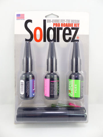 SOLAREZ PRO ROADIE KIT 0.5 OZ