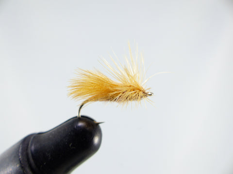 CADDIS HACKLE STACKER CDC TAN