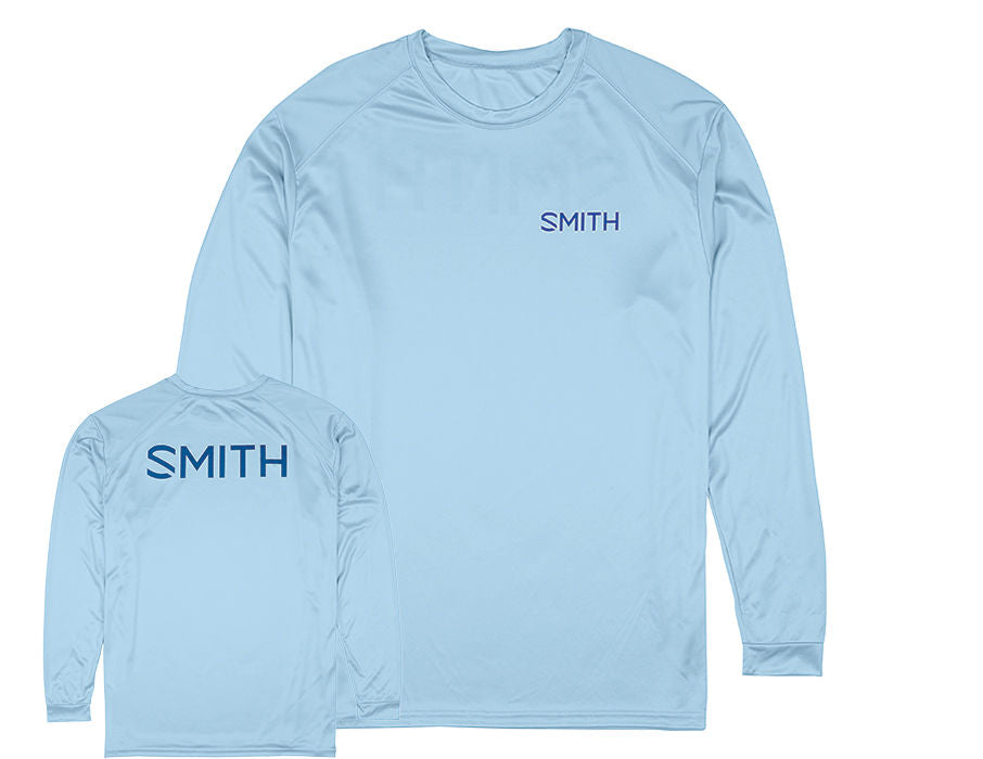SUN JACKET SMITH BLUE MIST