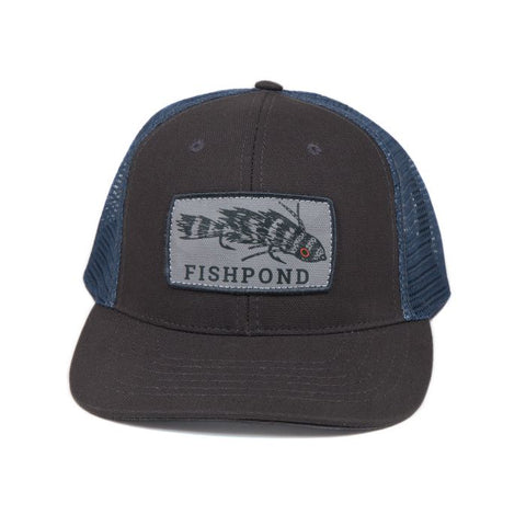 CASQUETTE FISHPOND MEATHEAD